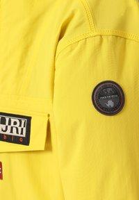 Napapijri - RAINFOREST WINTER - Light jacket - yellow oil - 1