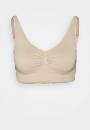 SEAMLESS - Bustino - beige