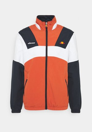 GONZAGA JACKET - Kurtka wiosenna - dark orange