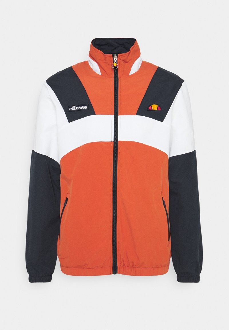 Ellesse - GONZAGA JACKET - Lehká bunda - dark orange