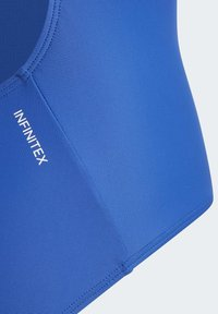 adidas Performance - SOLID FITNESS SWIMSUIT - Swimsuit - blue - 2
