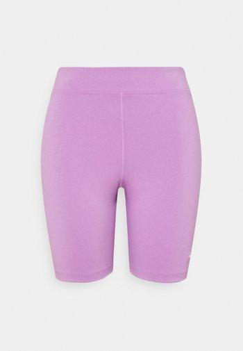 BIKER  - Shorts - violet shock/white