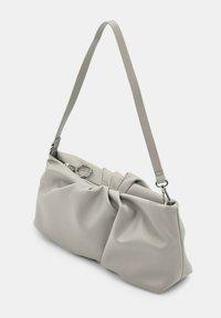 Esprit - RUTH - Handbag - light grey - 2