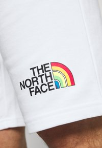 The North Face - RAINBOW SHORT - kurze Sporthose - white - 5