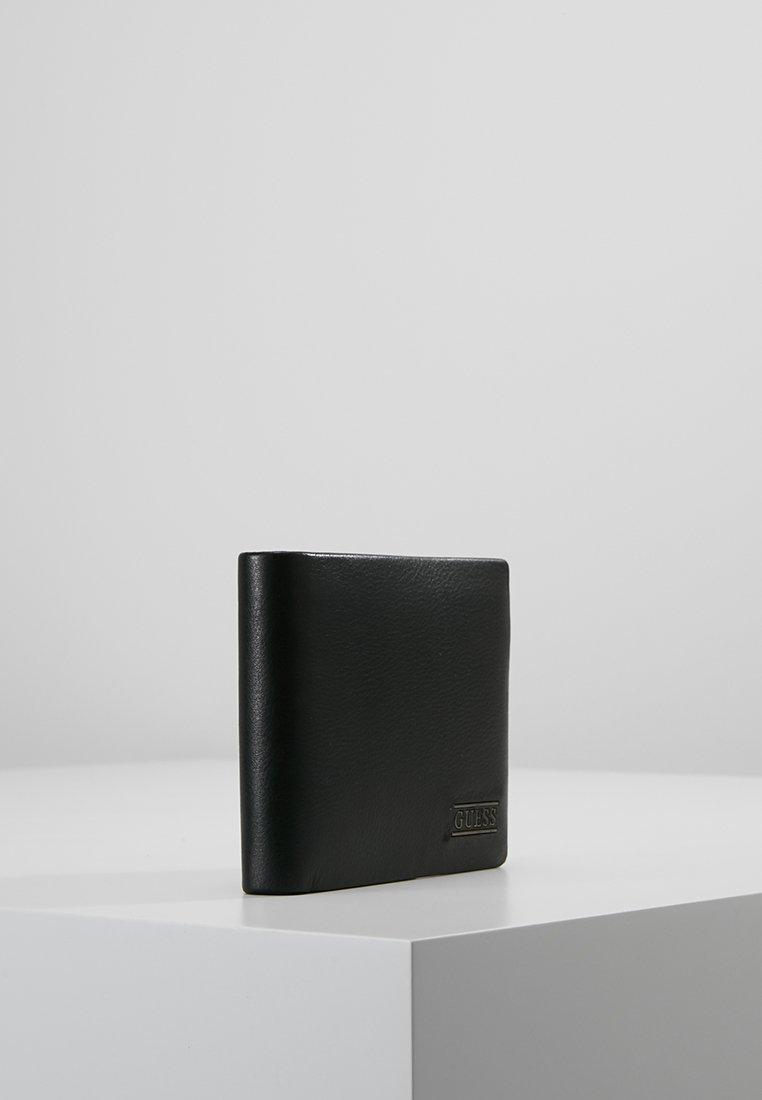 Guess NEW BOSTON BILLFOLD - Geldbörse - black/schwarz - Herrentaschen DFm9v
