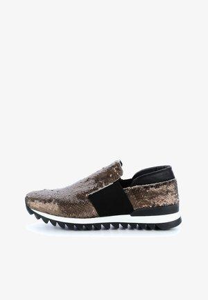 MAGNASCO - Nazouvací boty - brown