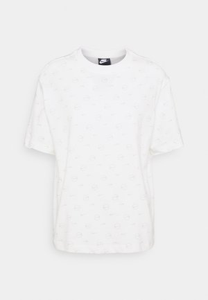 TEE - T-shirts med print - light bone