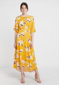 InWear - ROISIN DRESS - Robe longue - sunny yellow medium - 0