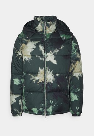 BLOUSON JACKET 2-IN-1 - Giacca invernale - ink green