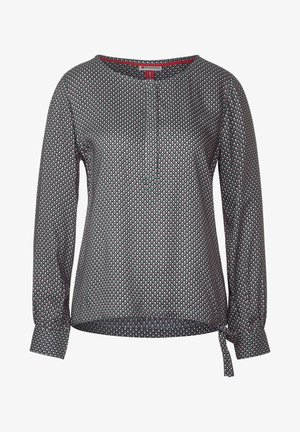 MIT MUSTER - Blouse - grün