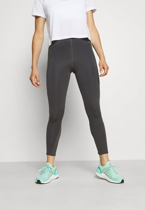 HOW WE DO - Tights - grey six