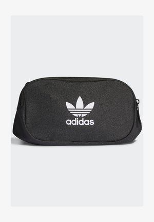 ADICOLOR WAISTBAND UNISEX - Bum bag - black/white