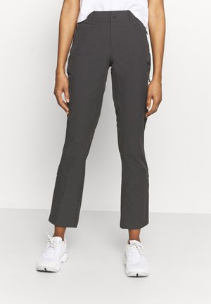 EXPLORATION PANT - Bukse - asphalt grey