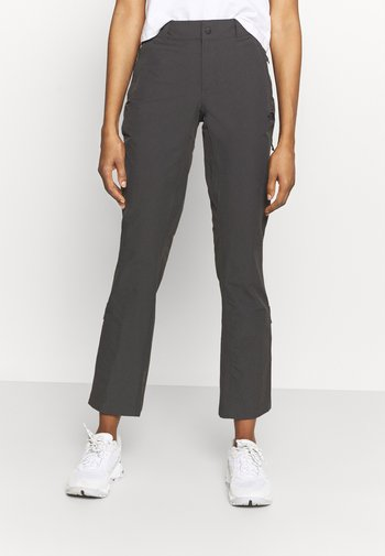 EXPLORATION PANT - Kalhoty - asphalt grey