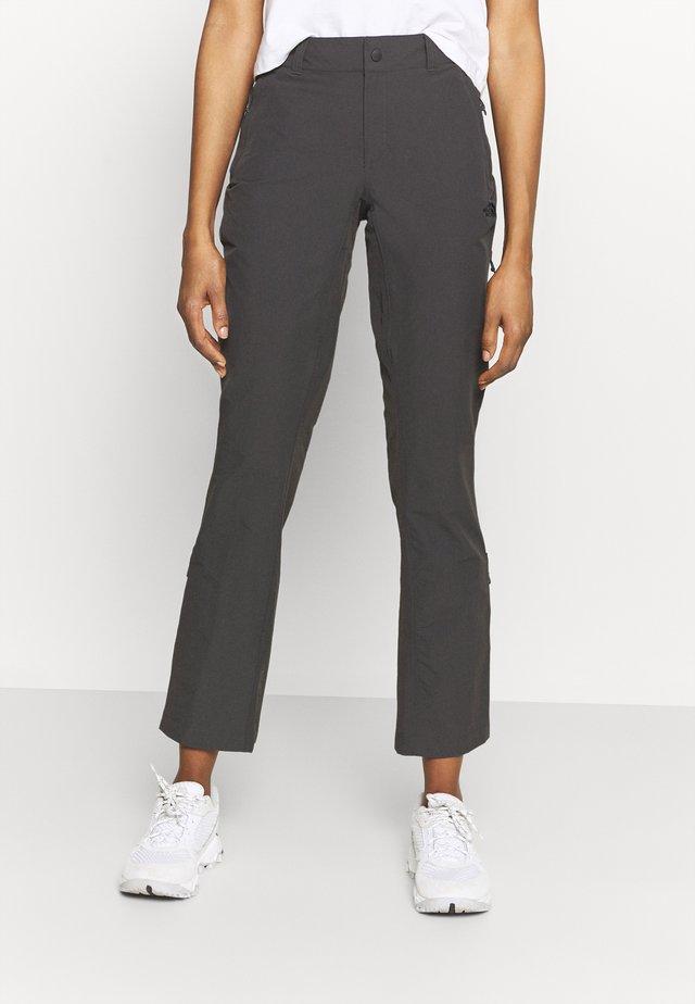EXPLORATION PANT - Bukse - asphalt grey