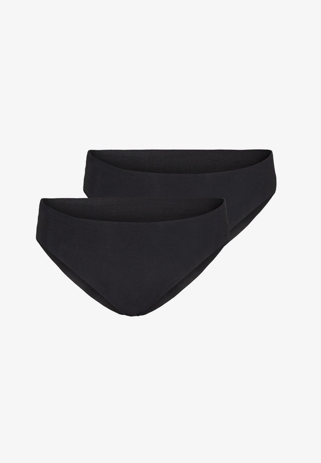 2ER-PACK  - Slip - black