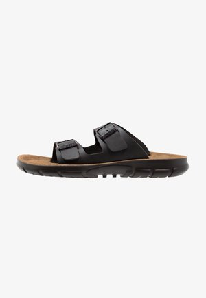 BILBAO - Slippers - black