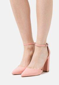Even&Odd - Zapatos altos - pink - 0