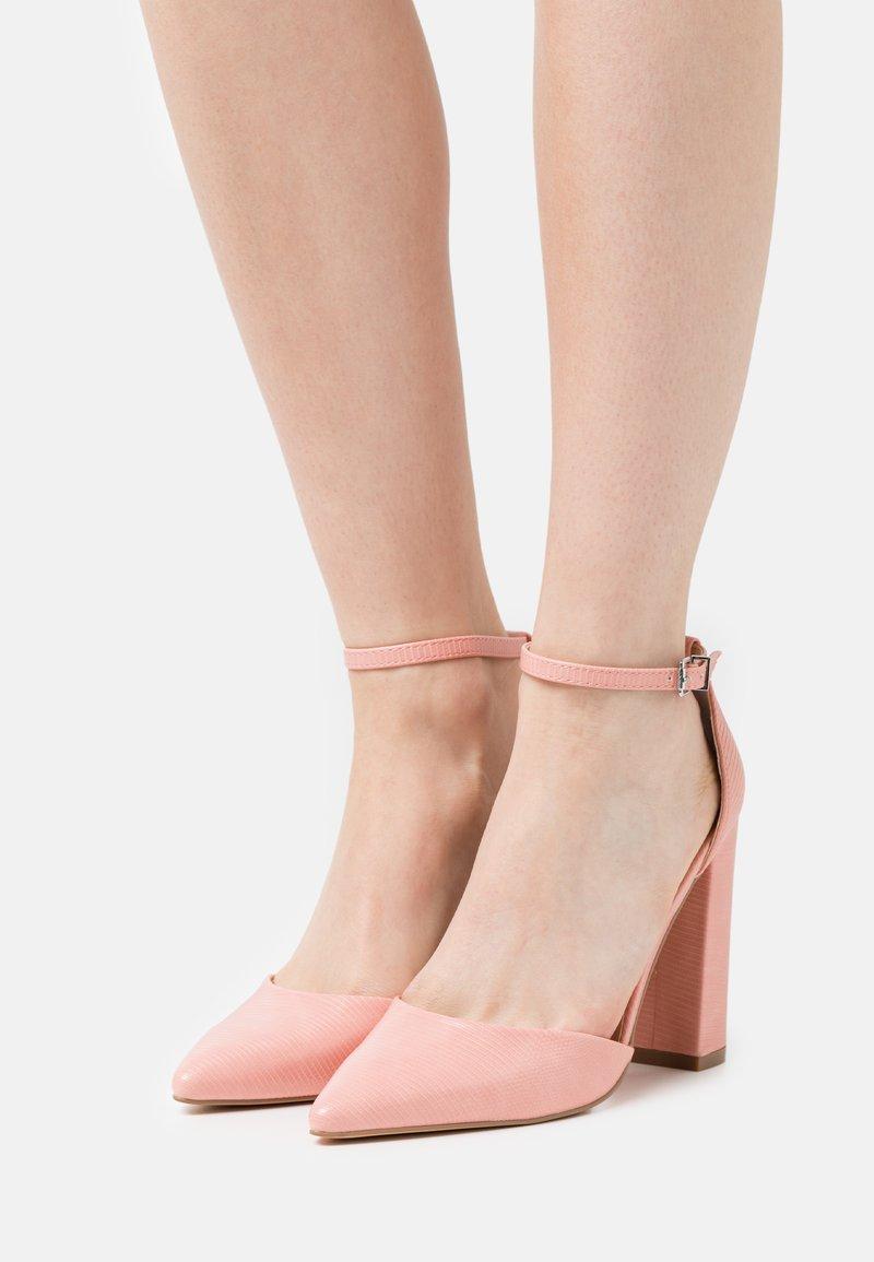 Even&Odd - Zapatos altos - pink