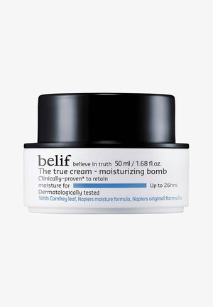 THE TRUE CREAM MOISTURIZING BOMB FEUTIGKEITSSPENDENDE GESICHTSCR - Face cream - -