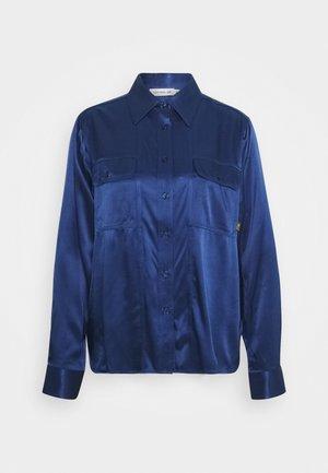 TRESTI - Blouse - midnight blue