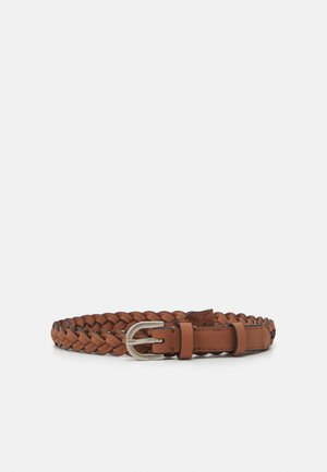 BELT OLIVIA - Braided belt - dusty blush
