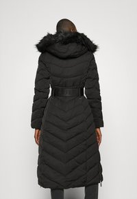 Guess - SOFIA LONG JACKET - Down coat - jet black - 2