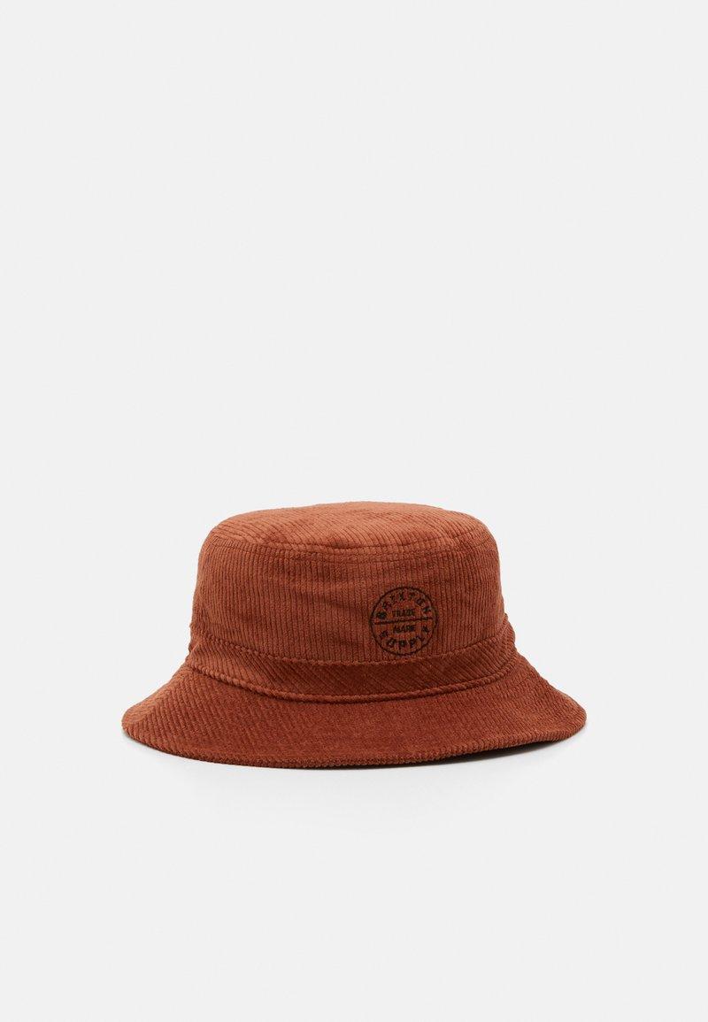 Brixton - OATH BUCKET HAT UNISEX - Hatt - amber