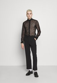 Twisted Tailor - PHONOX SHIRT - Košile - black - 1