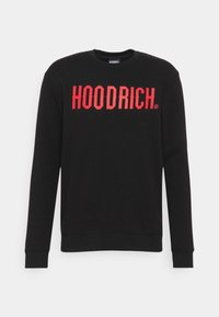 Hoodrich - CORE - Sweatshirt - black/red - 0