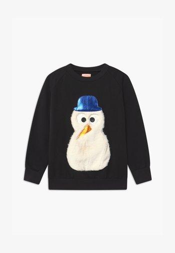 LET IT SNOW - Sweatshirt - black