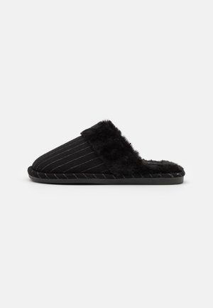 LACHLAN SLIPPERS - Tofflor & inneskor - charcoal