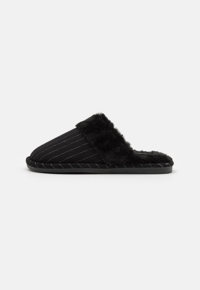 LACHLAN SLIPPERS - Pantofole - charcoal