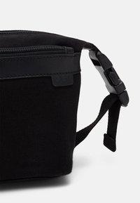Zign - UNISEX STOFFMASKE - SCHLAFMASKE - Wash bag - black - 6