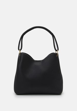 SAC STRAPY  - Tote bag - black