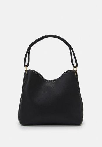 SAC STRAPY  - Velká kabelka - black