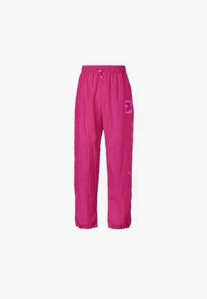 EVIDE TRACK PANT - Tracksuit bottoms - fuchsia purple