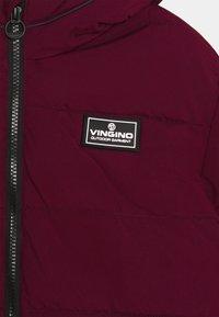 Vingino - TANJU - Winter jacket - grape red - 3