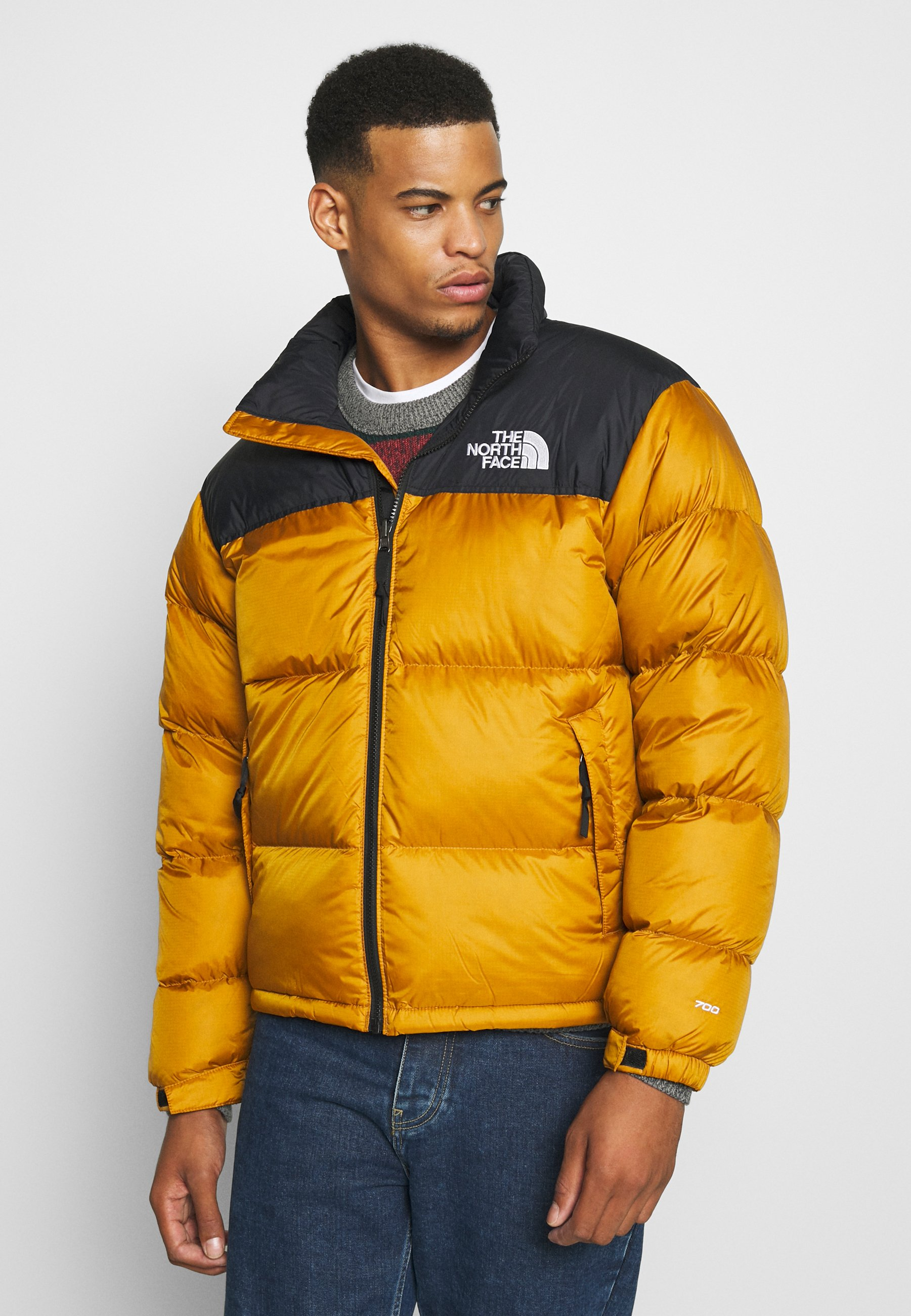 The North Face 1996 RETRO NUPTSE JACKET Dunjakke timber