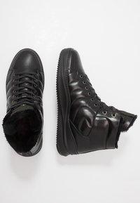 Bogner - COLOGNE - High-top trainers - black - 1