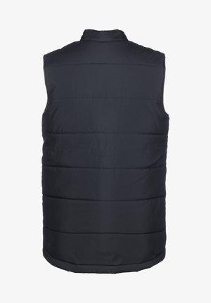 FC SCHALKE 04 PADDED WESTE HERREN - Waistcoat - black