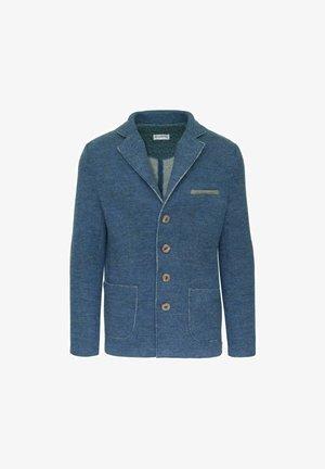 MENOWIN - Blazer jacket - rauchblau