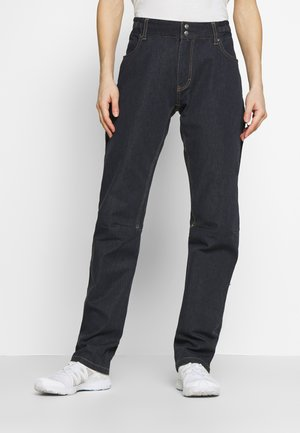 SVALBARD PANTS - Trousers - denim