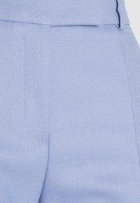 HUGO - HERLENE - Trousers - bright blue - 7