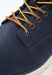 Timberland - KILLINGTON CHUKKA - Lace-up ankle boots - black iris - 5