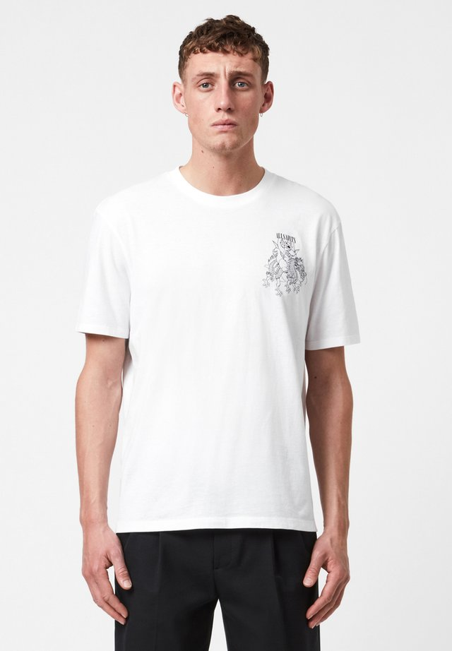JOYRIDE SS CREW - T-shirt con stampa - multi-coloured