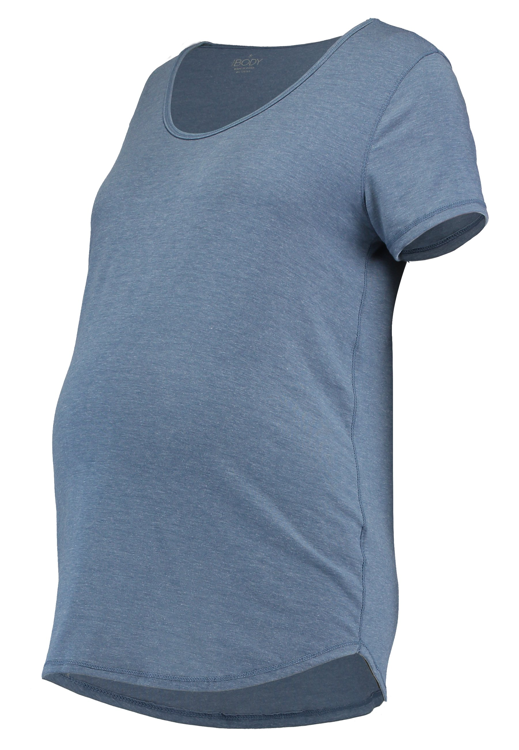 Damen MATERNITY GYM TEE - T-Shirt basic