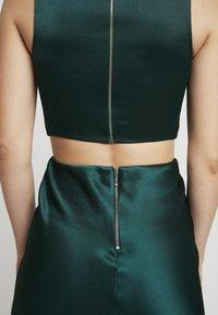 Bec & Bridge - GABRIELLE DRESS - Cocktailklänning - emerald - 7