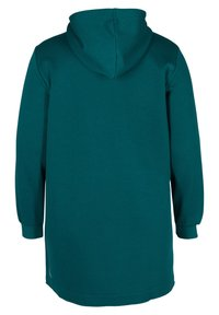 Active by Zizzi - Jersey con capucha - green - 7