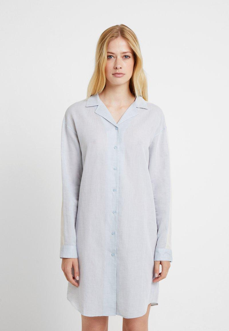 Palmers - Noční košile - jeansblau